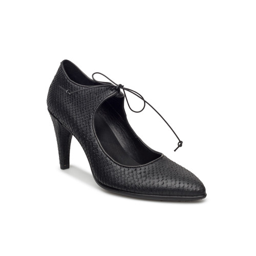 Ecco Shape 75 Pointy Black