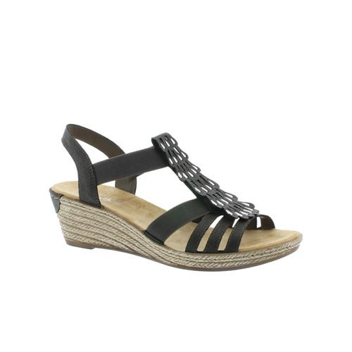 Rieker sandal/sandalett