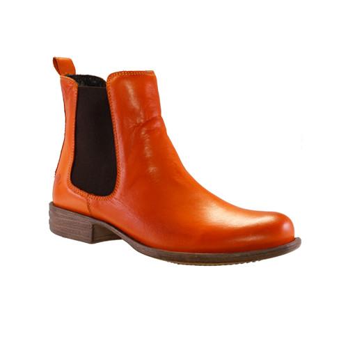 Rosa Negra Chelsea Boot orange