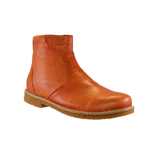 Charlotte zipper boot rost