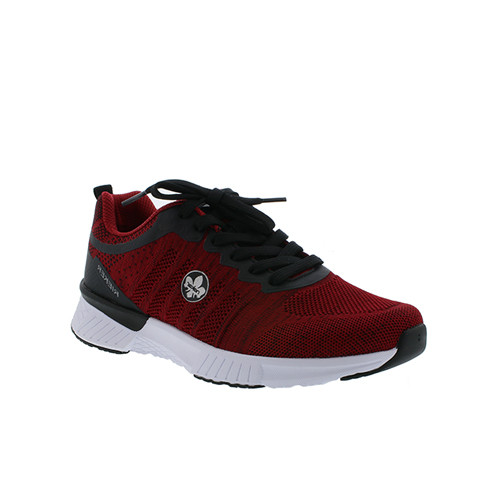 Rieker sneakers röd/komb